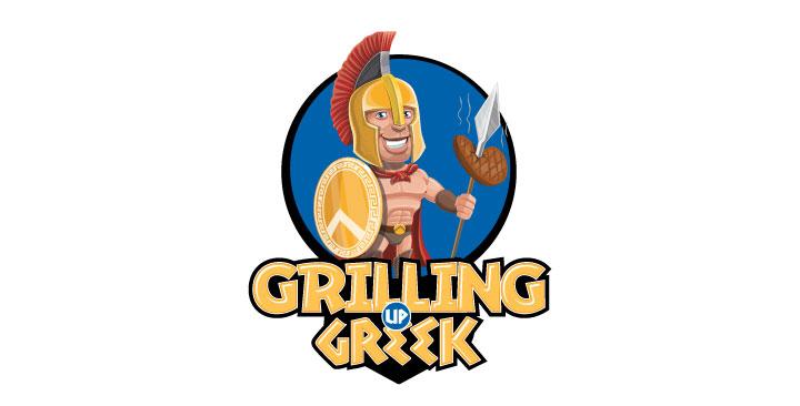 Grilling Up Greek
